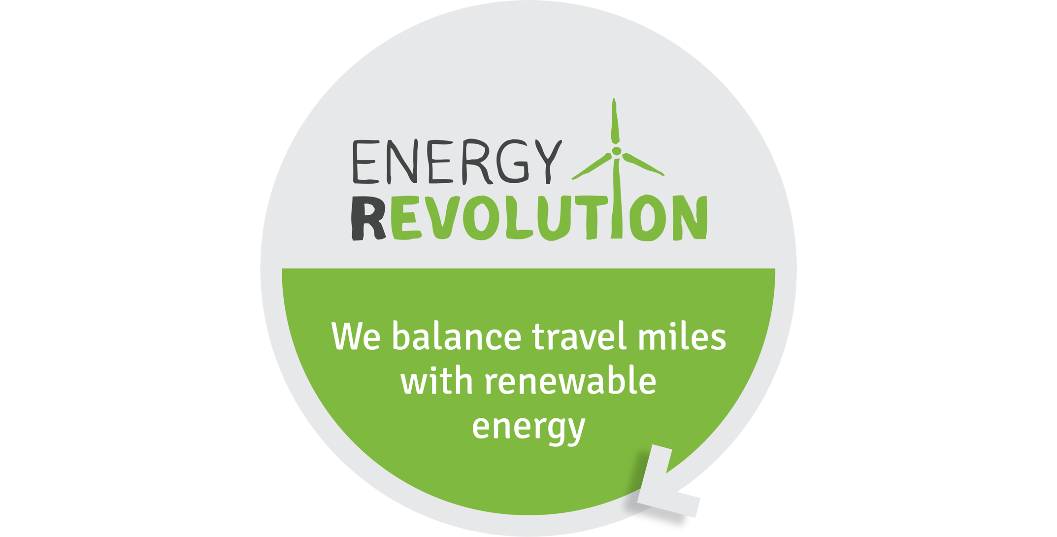 Energy Revolution - We balance travel miles with renewable energy